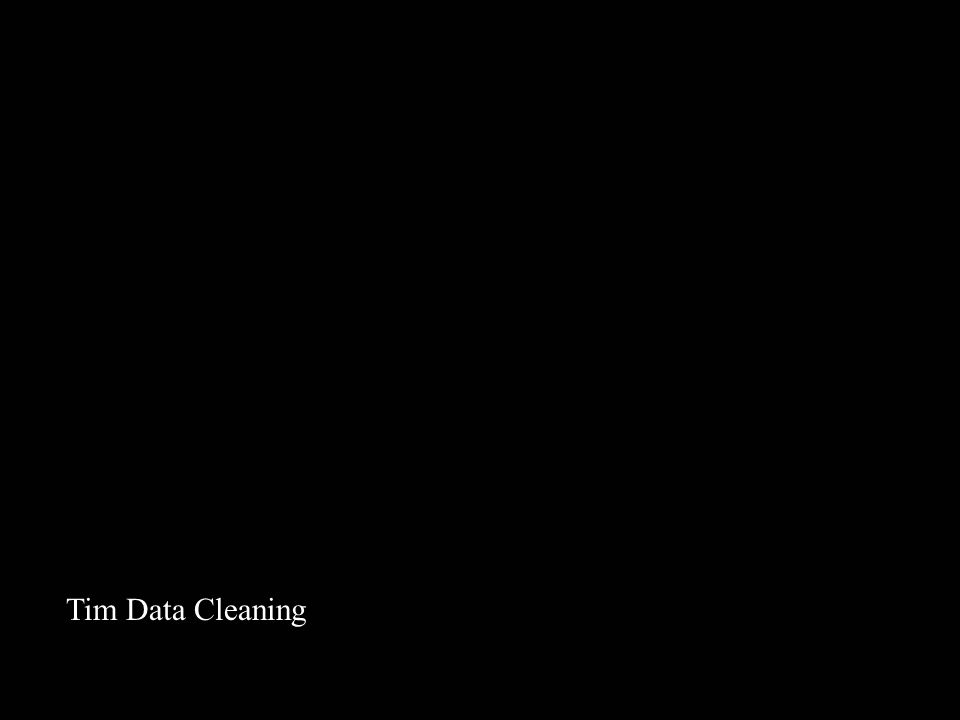 Tim Data Cleaning