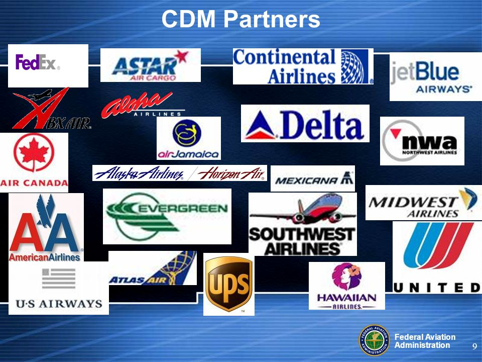 Federal Aviation Administration 9 CDM Partners