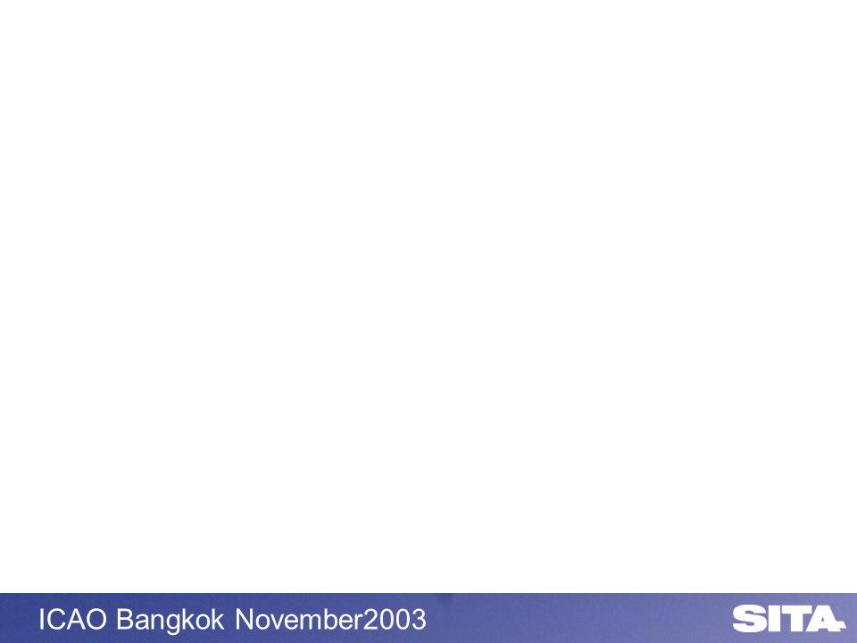 ICAO Bangkok November2003