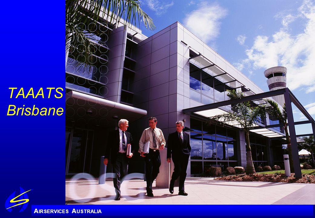 A IRSERVICES A USTRALIA TAAATS Brisbane