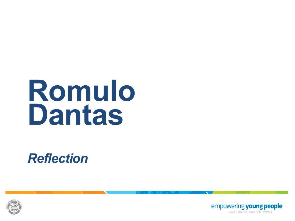 Romulo Dantas Reflection