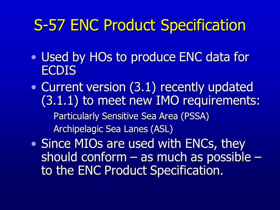Traditional Ice Chart versus ECDIS Presentation Icebreaker Chart Corresponding ECDIS presentation Source: German Ice Service