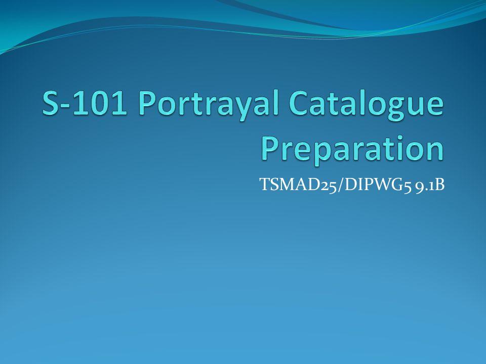 TSMAD25/DIPWG5 9.1B