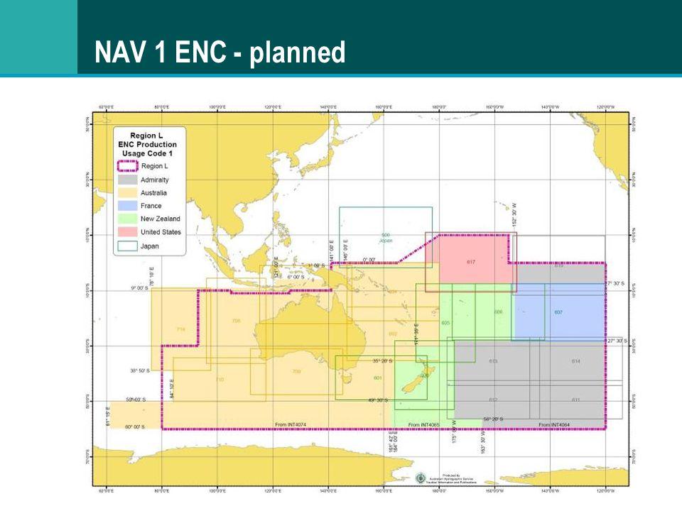 NAV 1 ENC - planned