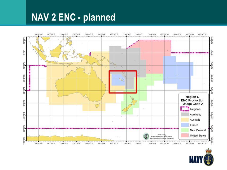 NAV 2 ENC - planned