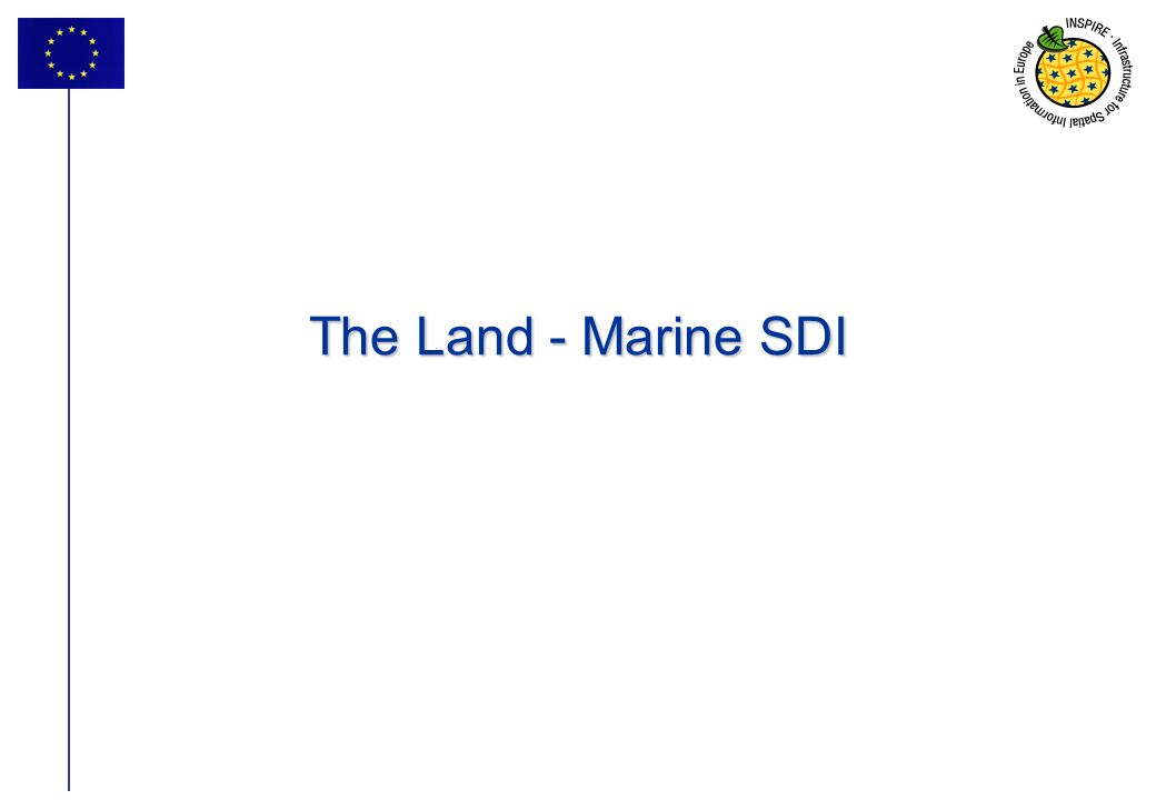 38 The Land - Marine SDI