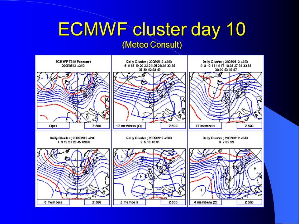 ECMWF cluster day 10 (Meteo Consult)