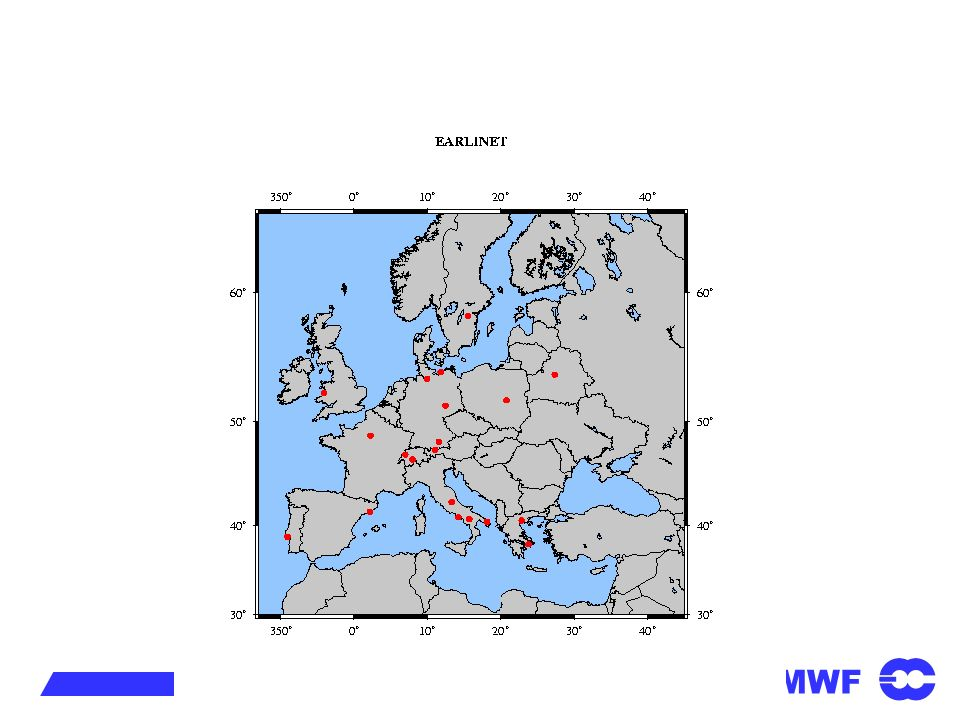 ECMWF GEMS Slide 22