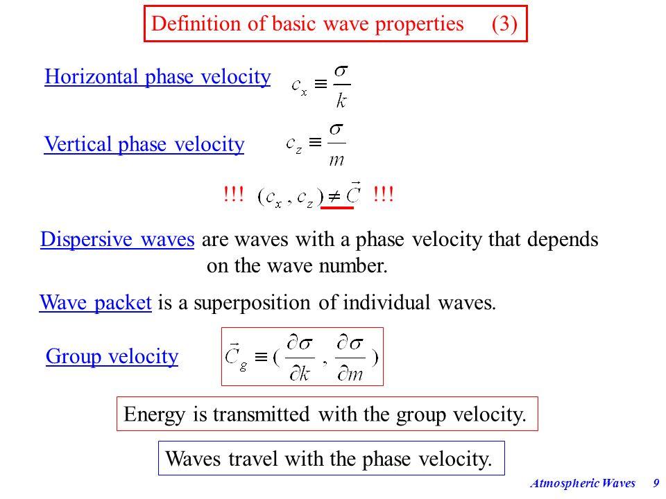 Atmospheric Waves19 Inserting etc.