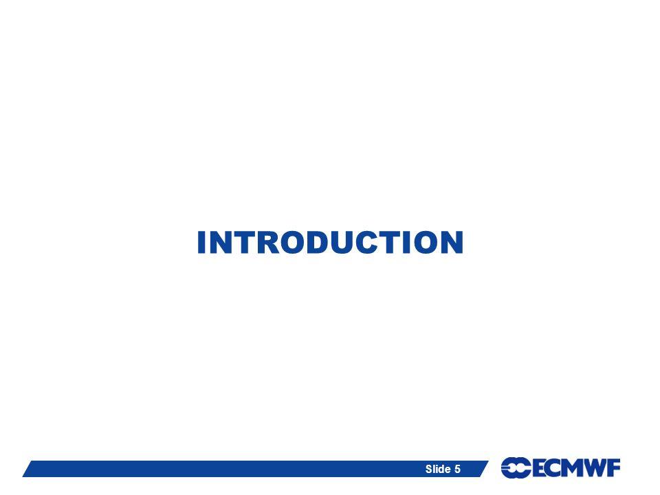 Slide 5 INTRODUCTION