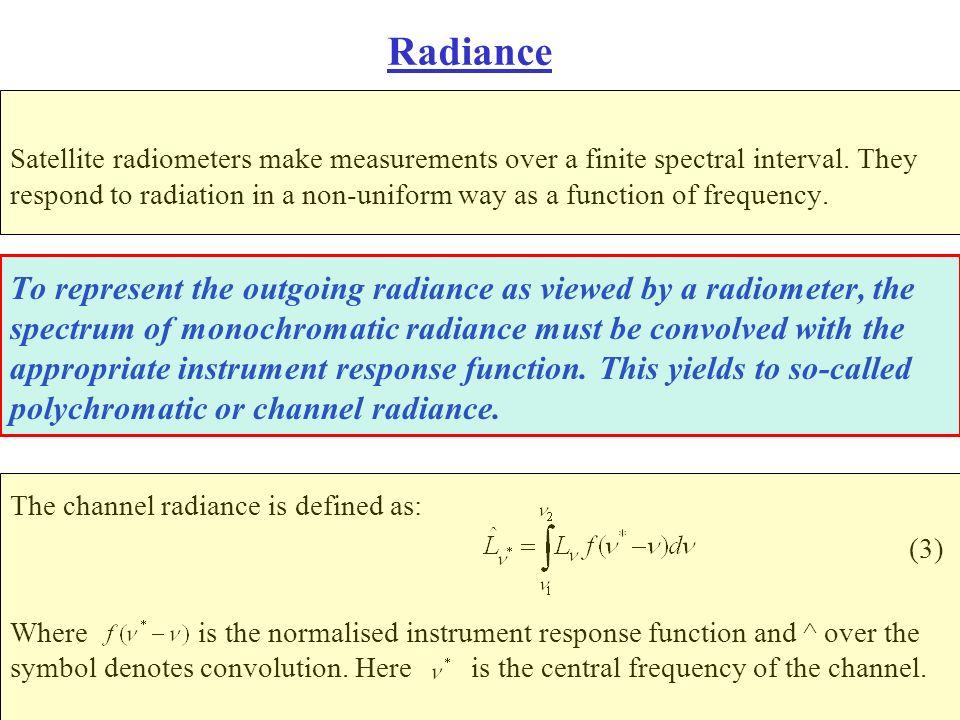 HIRS: High resolution Infrared Radiation Sounder IASI: Infrared Atmospheric Sounding Interferometer