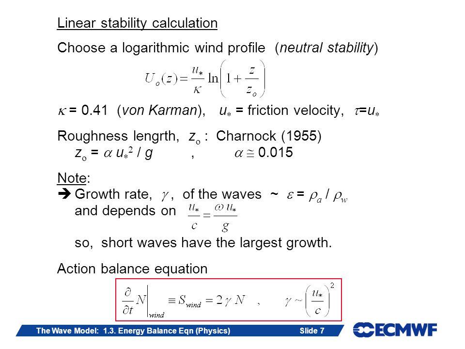 Slide 7The Wave Model: 1.3.