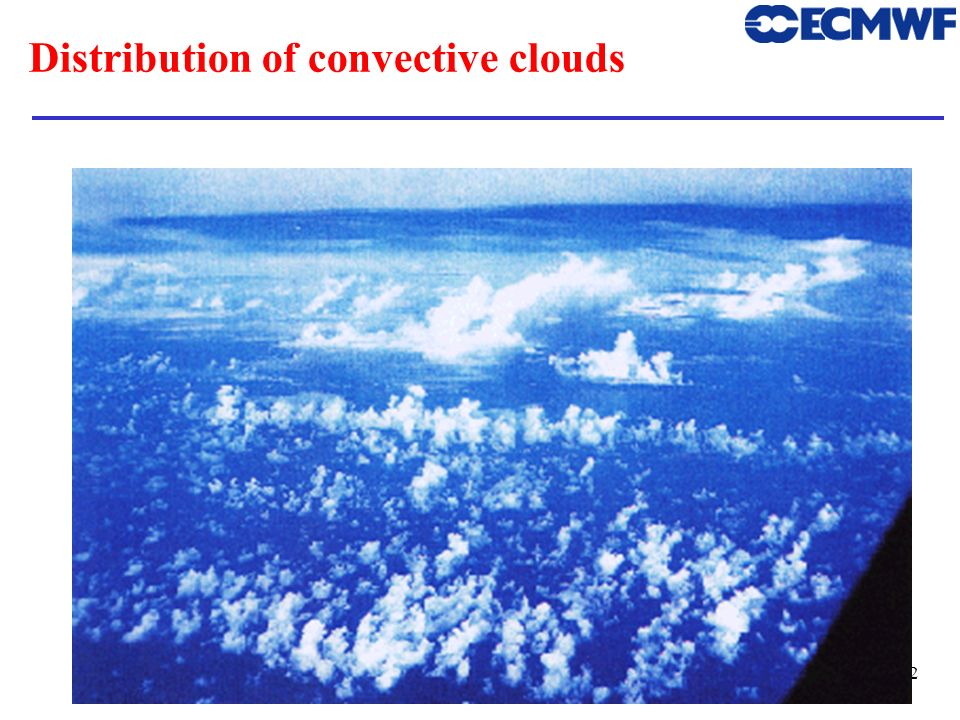 13 Global: Convective cloud types (2) proxy distribution of deep and shallow convective clouds as obtained from IFS Cy33r1 (spring 2008)