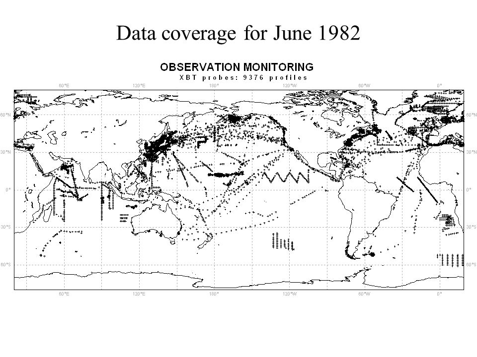 Data coverage for June 1982