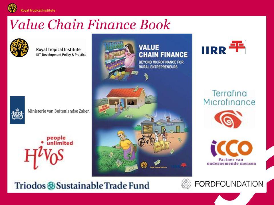 Value Chain Finance Book