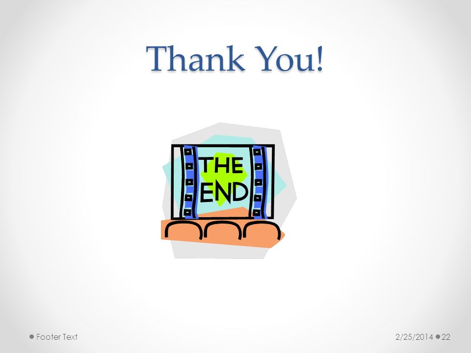 Thank You! 2/25/2014Footer Text22
