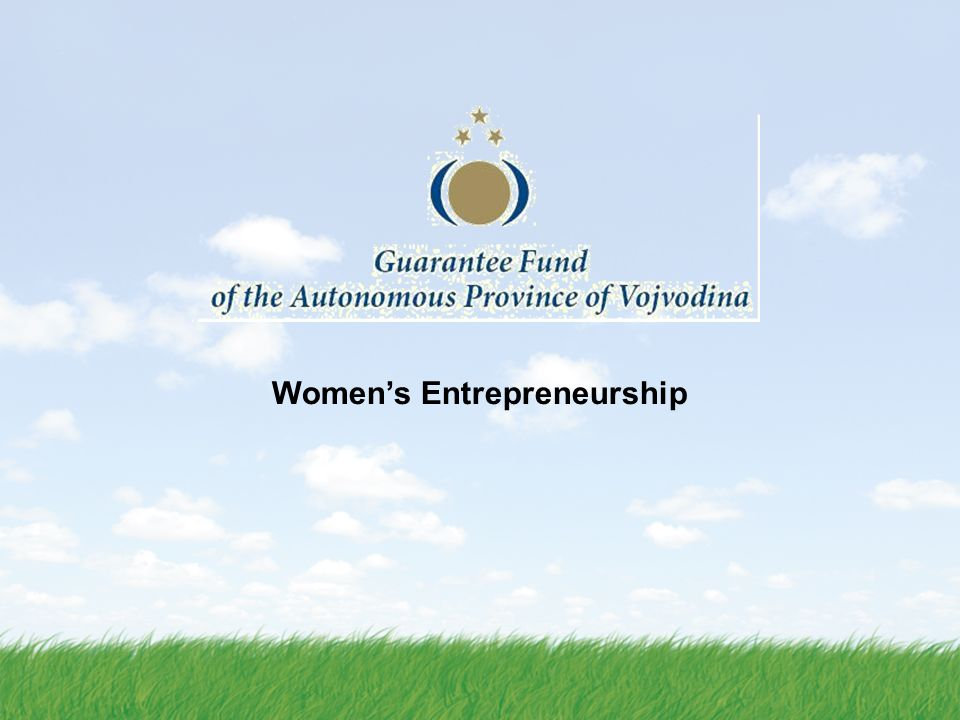 Womens Entrepreneurship