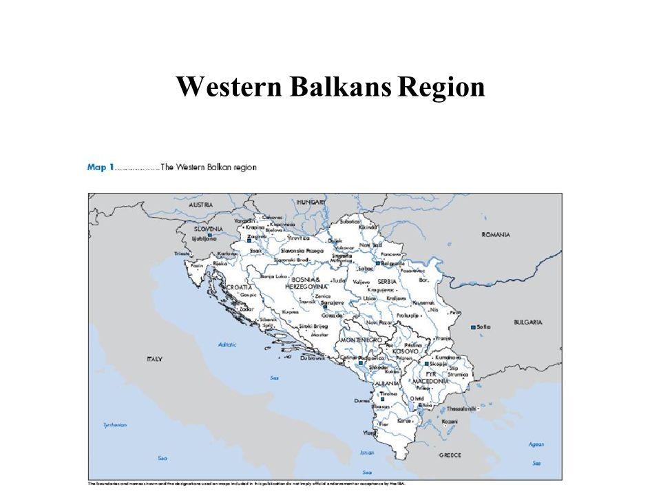 Western Balkans Region