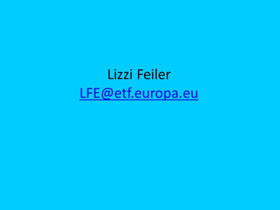12 Lizzi Feiler LFE@etf.europa.eu