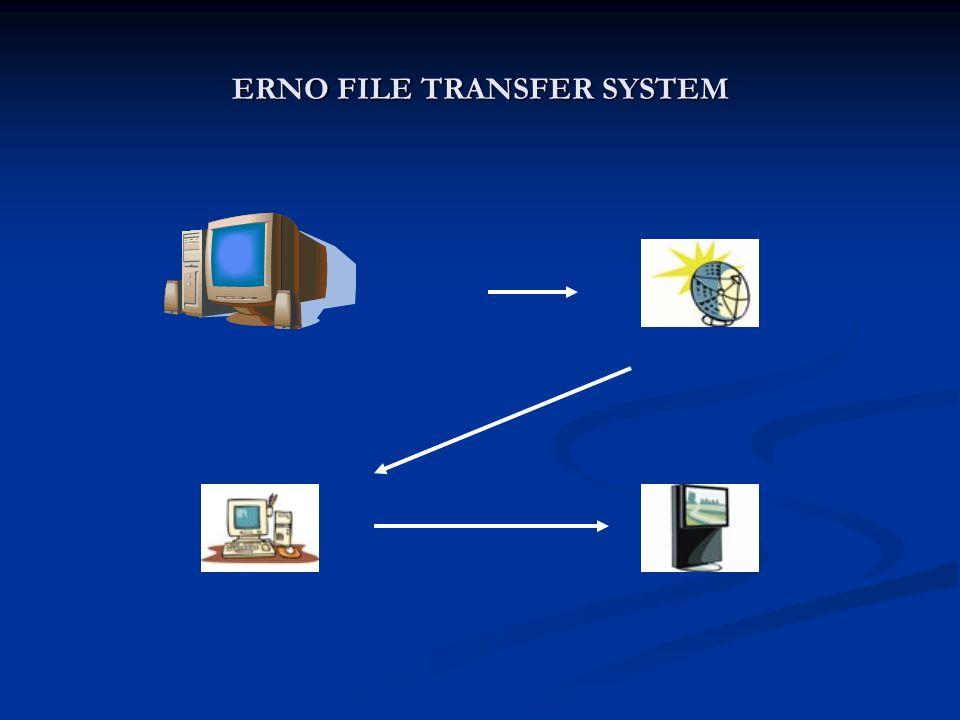 ERNO FILE TRANSFER SYSTEM
