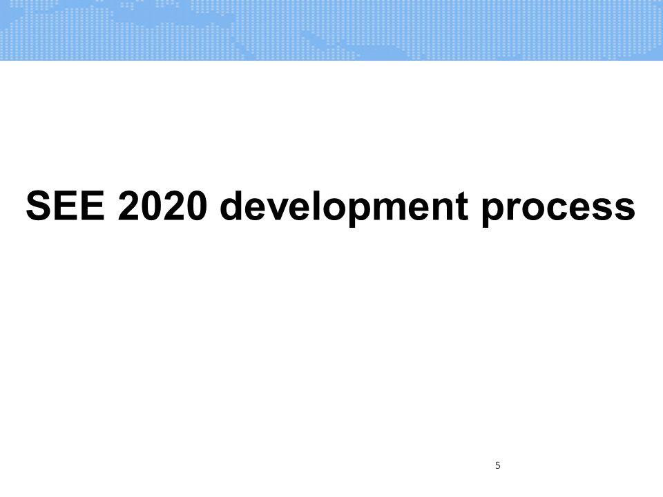 5 SEE 2020 development process