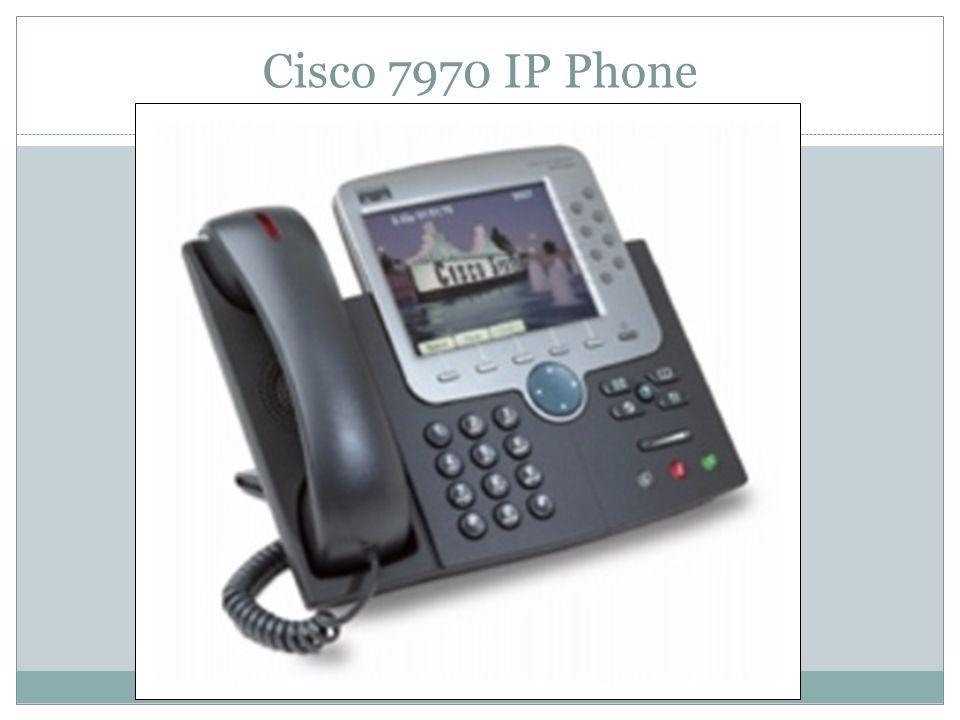 Cisco 7970 IP Phone