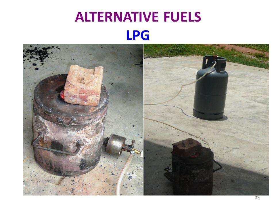 ALTERNATIVE FUELS LPG 38