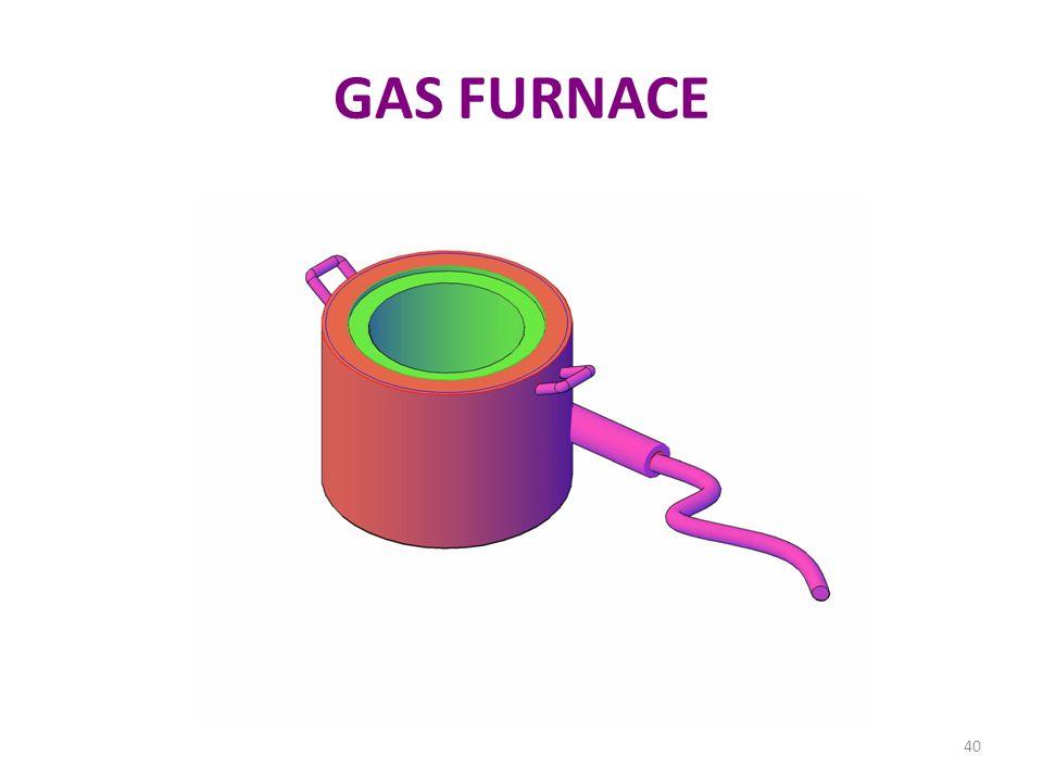 GAS FURNACE 40