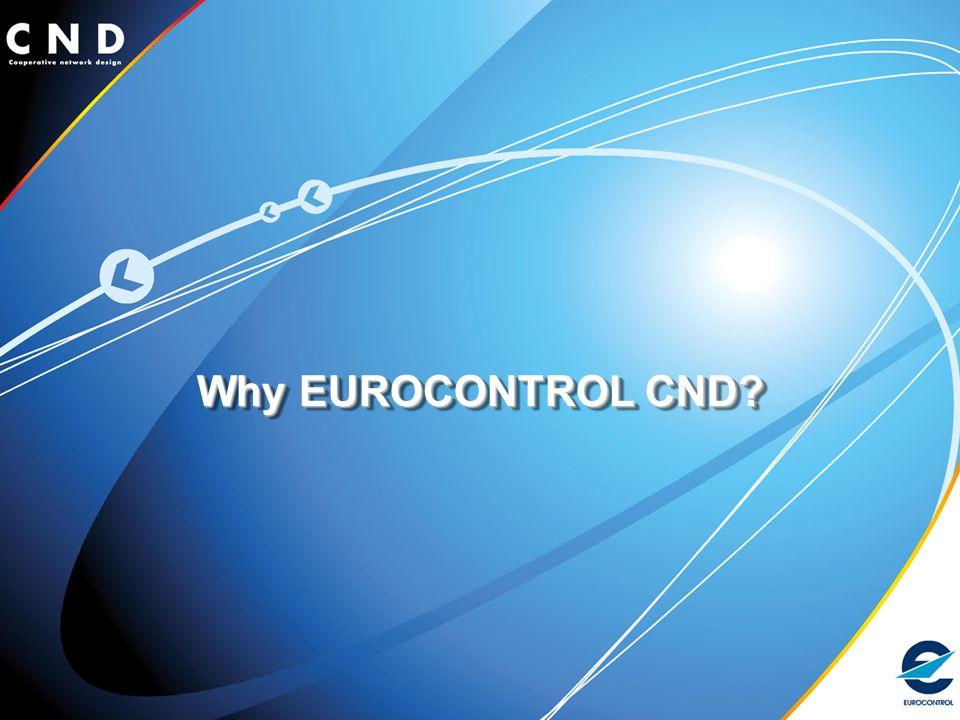 Why EUROCONTROL CND