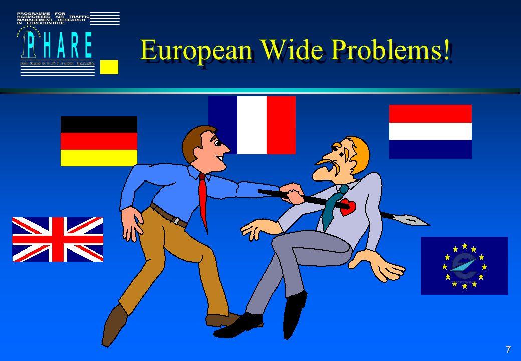 7 European Wide Problems!