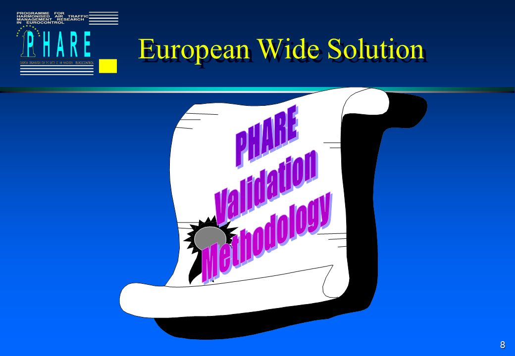 8 European Wide Solution