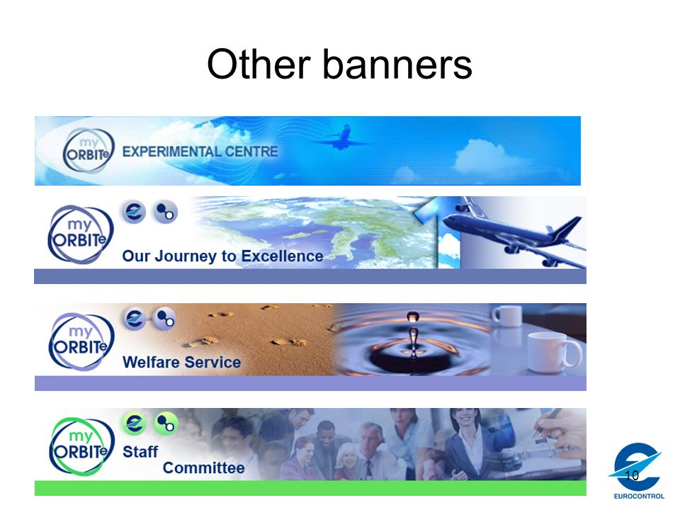 10 Other banners