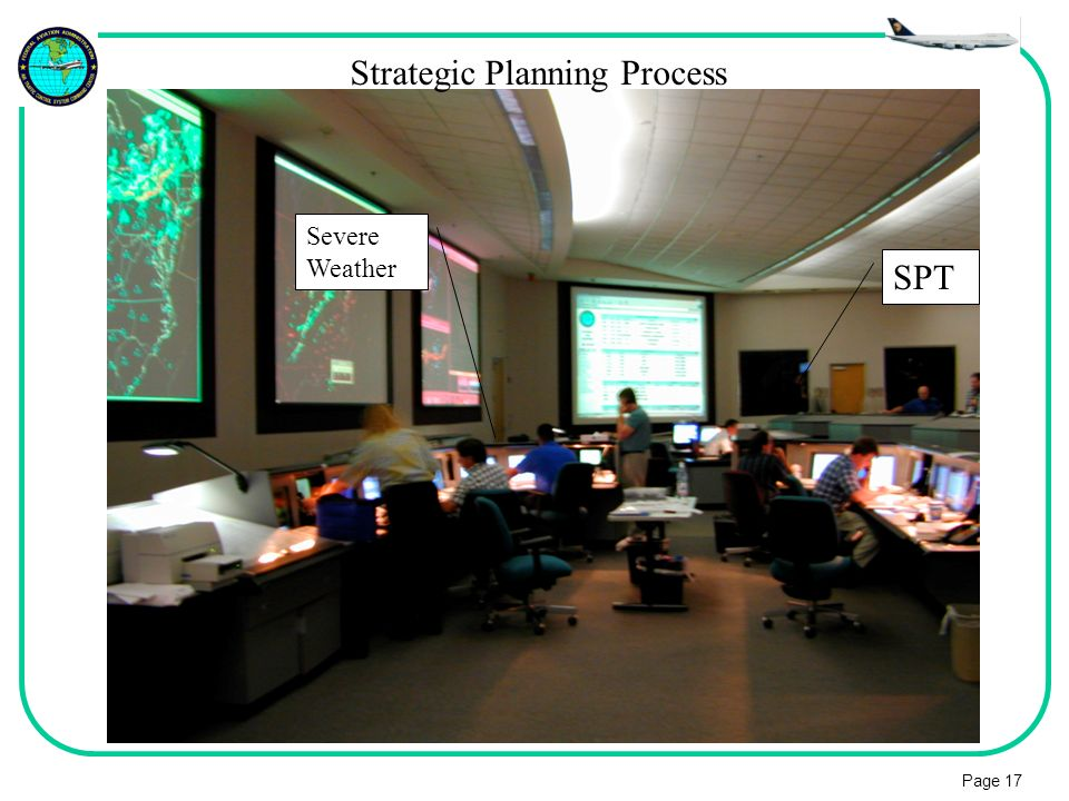 Page 17 SPT Severe Weather Strategic Planning Process