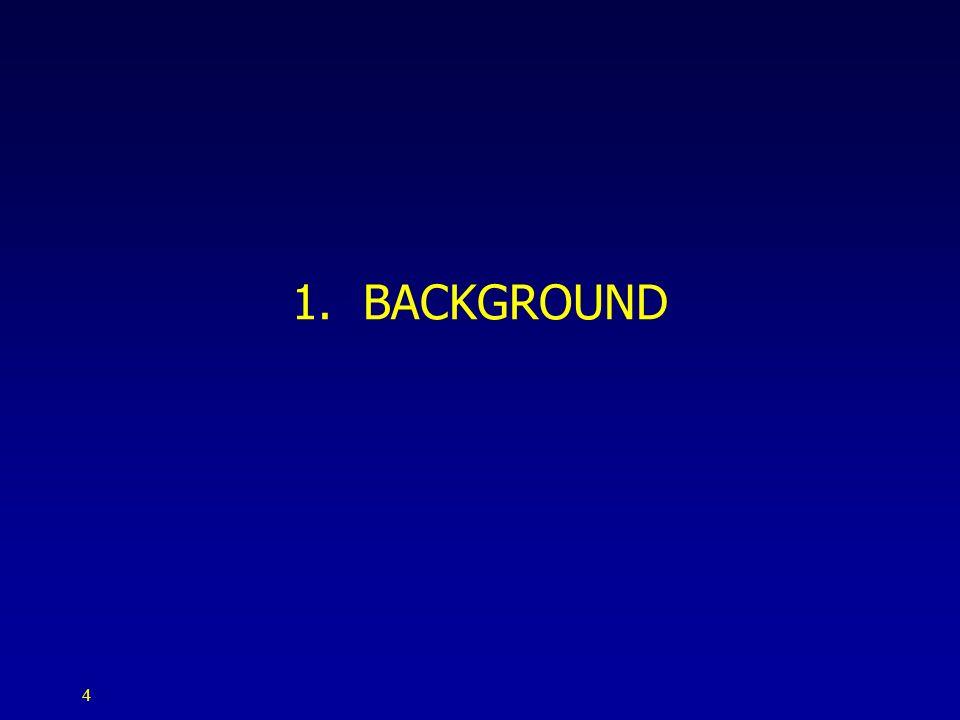 4 1. BACKGROUND