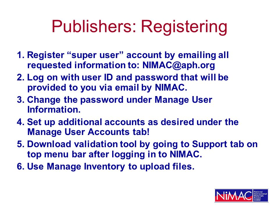 Frequently Asked Questions Q.What is a super user account.