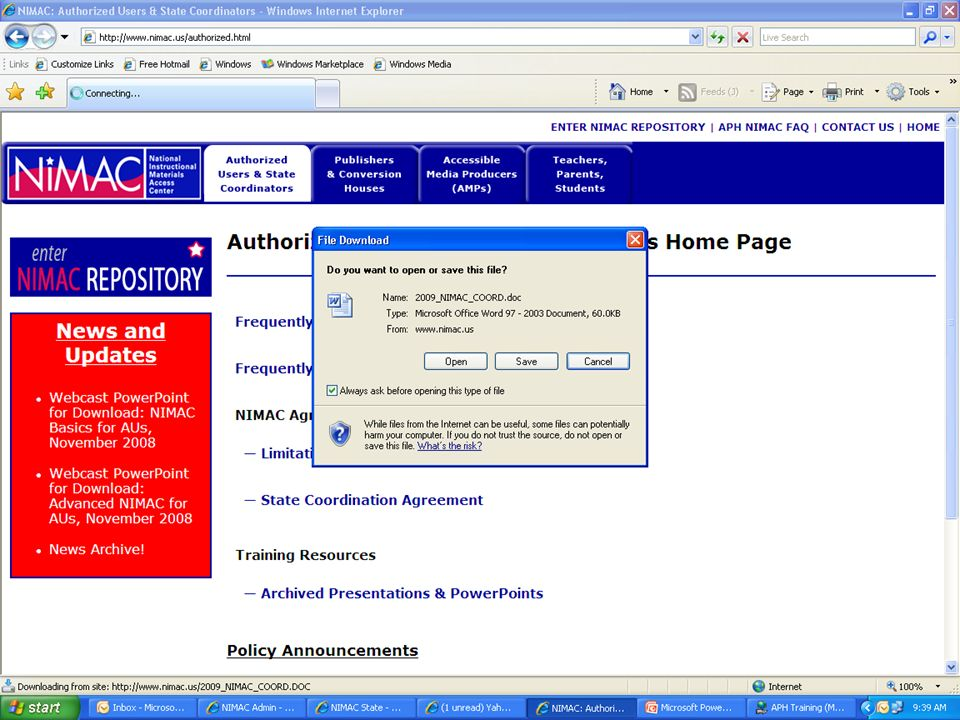 Manage Your Account The page also has the option to edit your name, in the event that your name changes.