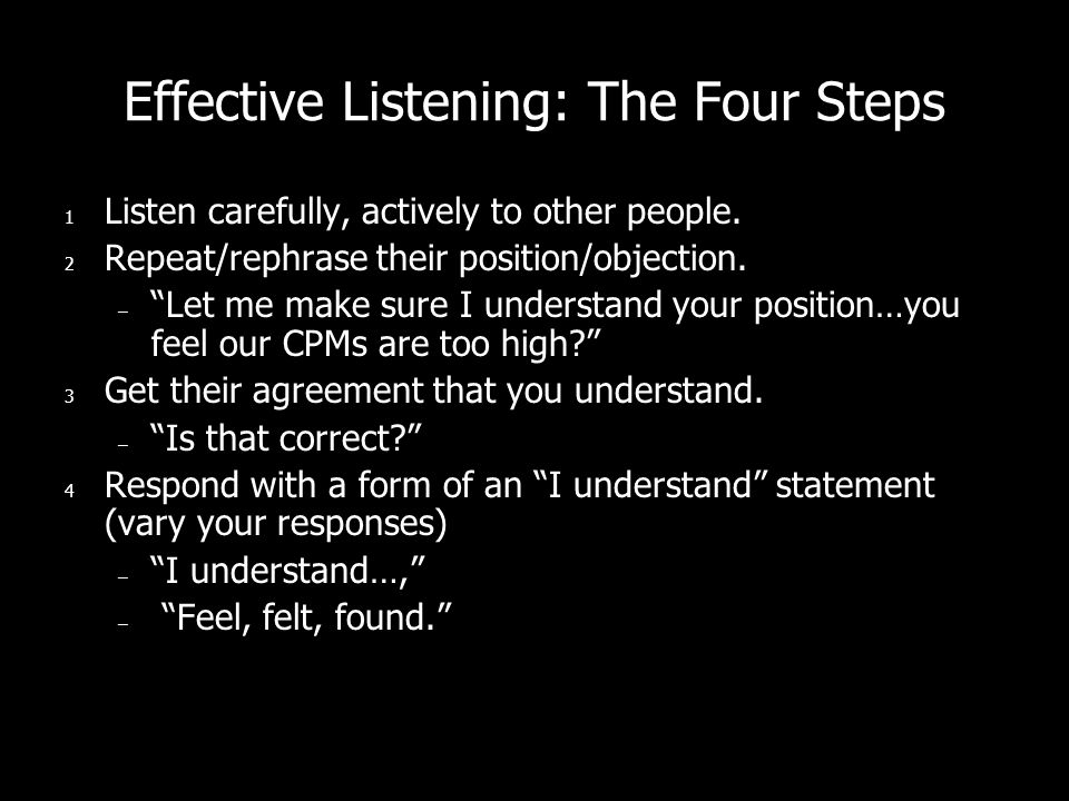 Effective Communication Aggressive behavior - Getting What I Want. – Dont be aggressive. Assertive behavior - This Is How I Feel. – Be assertive. – Kn