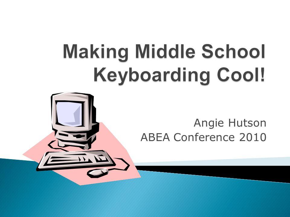 Angie Hutson ABEA Conference 2010