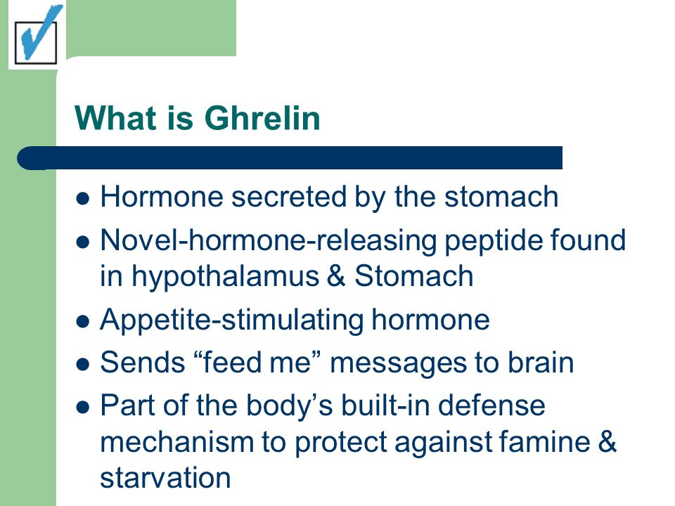 Human Ghrelin