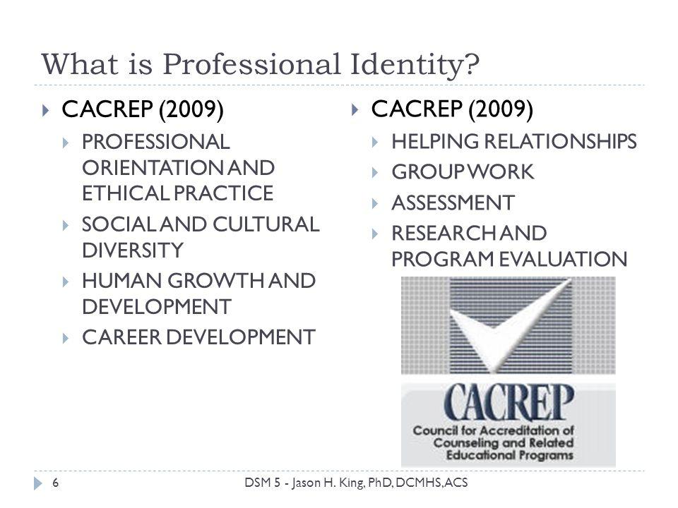 Conclusion DSM 5 - Jason H. King, PhD, DCMHS, ACS87