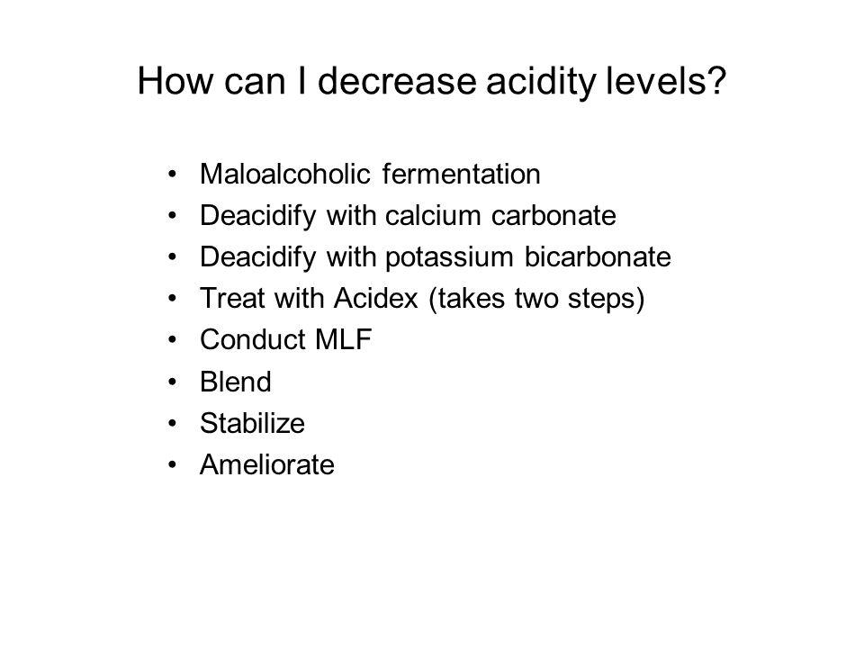 How do I adjust pH? Ion exchange Sulfuric acid?