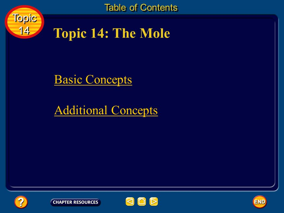 The Mass of a Mole The mass in grams of one mole of any pure substance is called its molar mass.