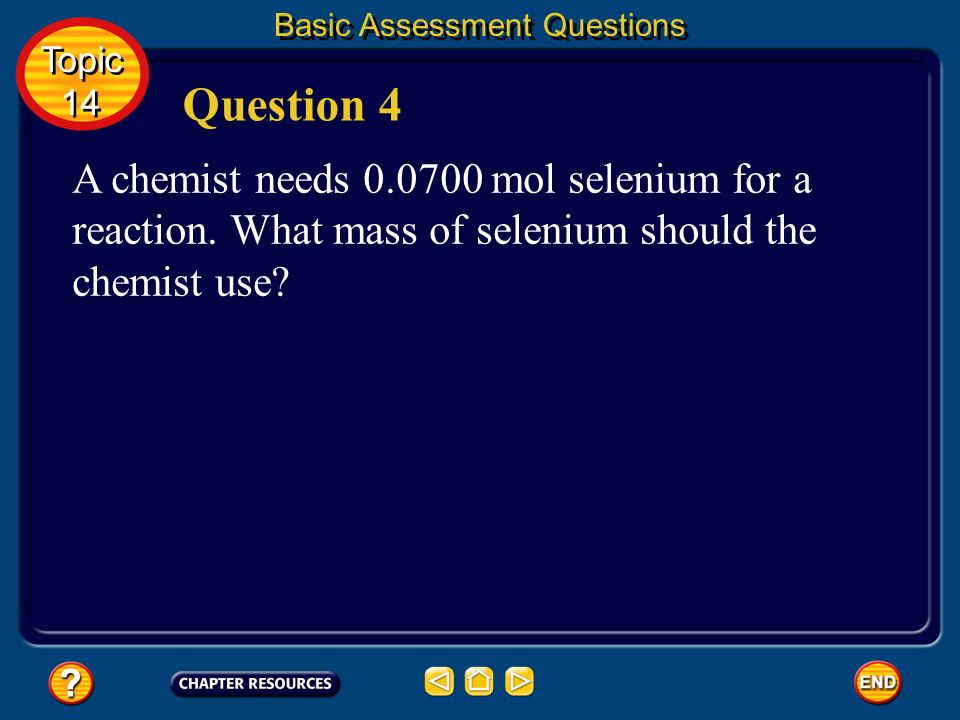 Basic Assessment Questions Answer 839g Sb Topic 14 Topic 14