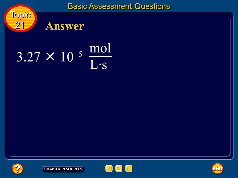 Basic Assessment Questions Question 1 In aqueous solution, bromine reacts with formic acid (HCOOH) to produce hydrogen bromide and carbon dioxide gas.