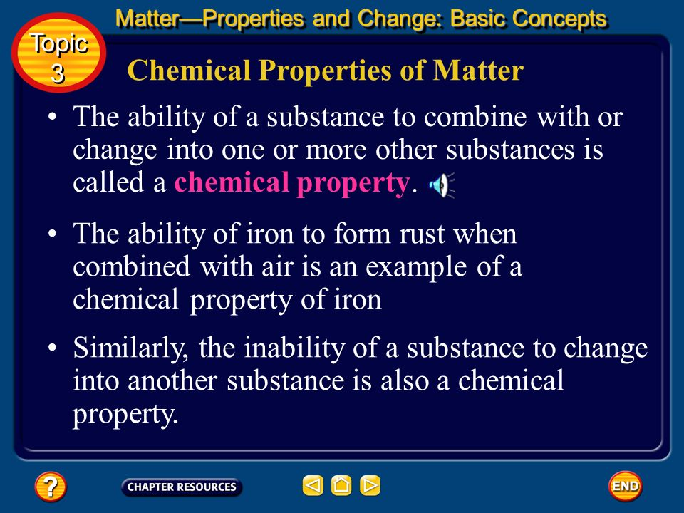 Intensive properties are independent of the amount of substance present. Density, on the other hand, is an example of an intensive property of matter.