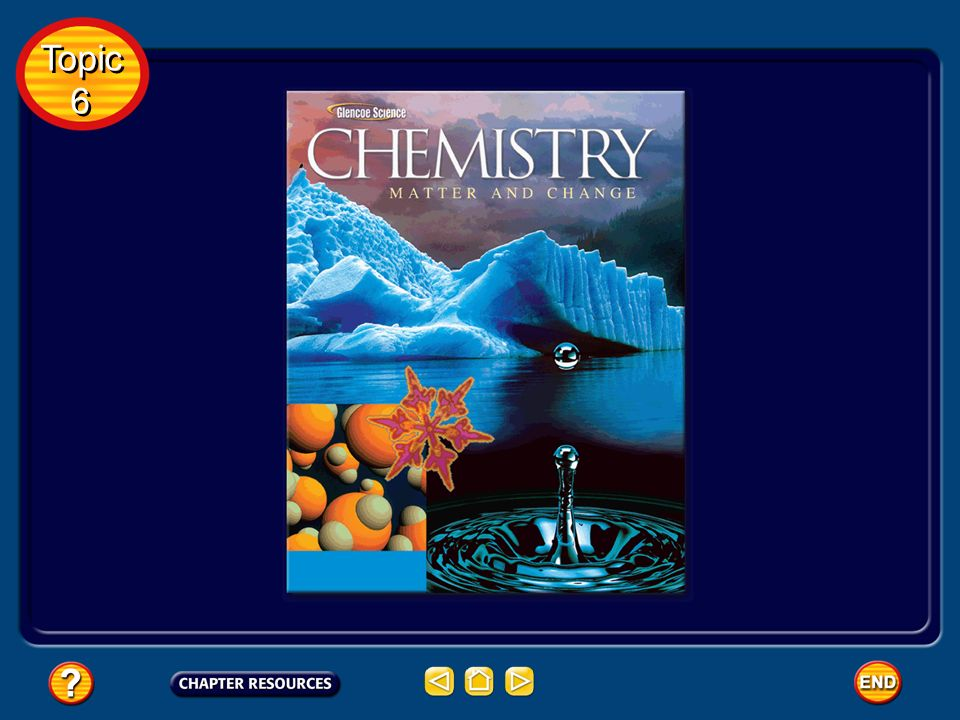 Formation of an Ionic Compound Formation of Compounds: Basic Concepts Topic 6 Topic 6 2.