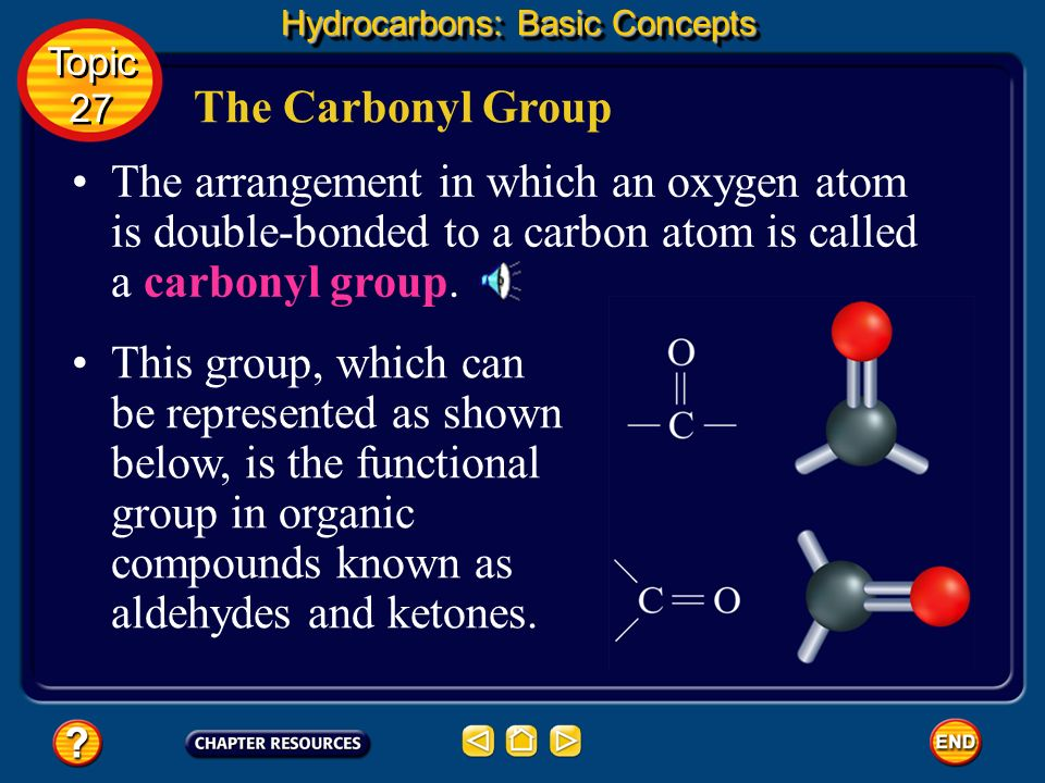 Amines Hydrocarbons: Basic Concepts Topic 27 Topic 27 Another class of organic compounds contains nitrogen. Amines contain nitrogen atoms bonded to ca