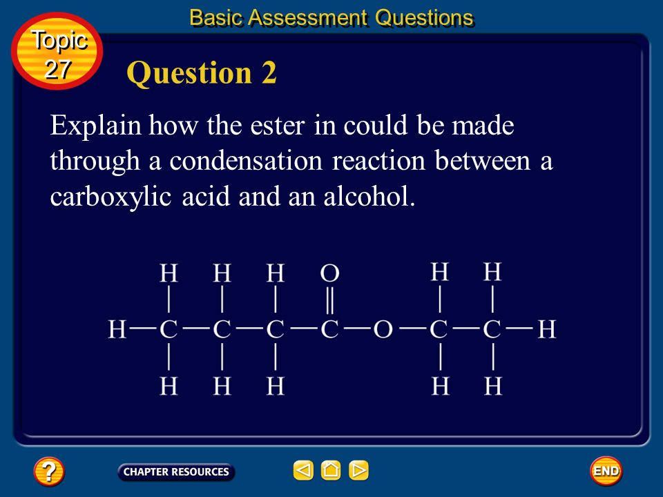 Basic Assessment Questions Answer Topic 27 Topic 27