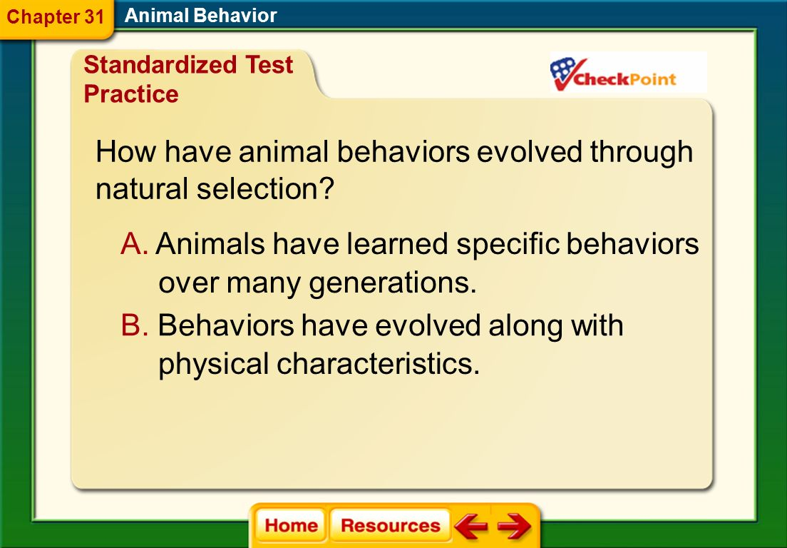 Which does not occur in animal groups with dominance hierarchies? A. Animals are ranked highest to lowest. B. Top animal gets access to resources. C.