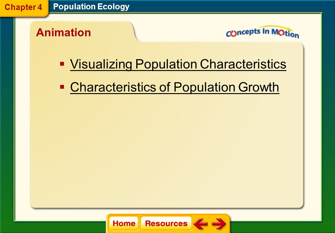demography demographic transition zero population growth (ZPG) age structure Population Ecology Vocabulary Section 2 Chapter 4